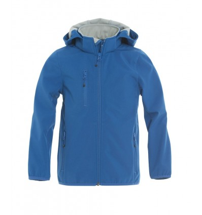 Basic Softshell Jacket Junior Clique