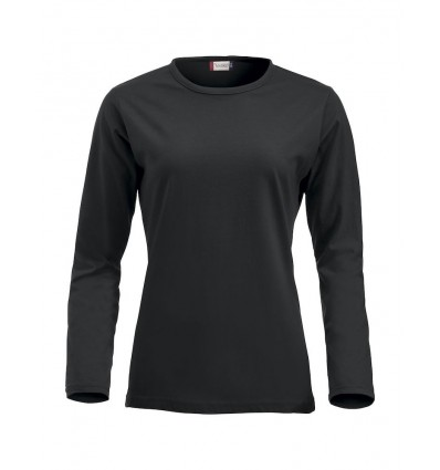 T-Shirt Fashion-T L/S Ladies Clique