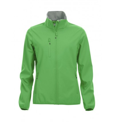 Jacket BASIC SOFTSHELL LADIES Clique